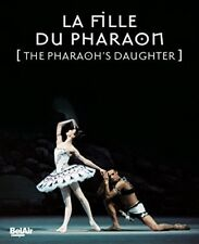 Bolshoi Ballet: The Pharoah's Daughter (2017, DVD NUEVO) (REGION 1)