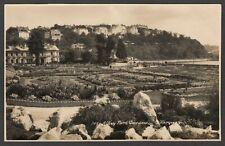 Postcard Torquay Devon the Abbey Park Gardens Torbay RP by Sweetman