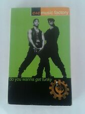 Do You Wanna Get Funky [CD Single] [Single] by C+C Music Factory (Cassette,...