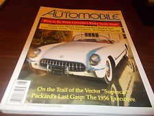 Collectible Automobile Magazine /August 1998/Early Corvettes/1959 Ford Galaxie