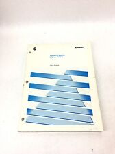 ALLEN BRADLEY 1771-DA ASC11 I/O MODULE USER'S MANUAL, FAST SHIP! (TLO)