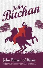 John Burnet of Barns Buchan, John Paperback
