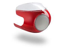 Universal  Cafe Racer Headlight Fairing Mask (MCR7.2) - ABS plastic