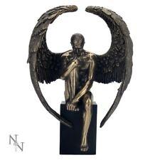 Desnudo masculino Ángel caído Figura De Arte Gay desnudo Estatuilla Estatua bronceada Erótico Nuevo