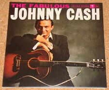 JOHNNY CASH - The Fabulous Johnny Cash - NEW CD album - FREEPOST IN UK