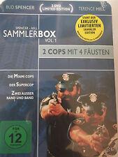 Bud Spencer & Terence Hill Sammlerbox - Supercop, Zwei außer Rand, Miami Cops