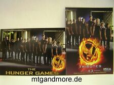 The Hunger Games Movie Trading Card - 1x #043 tributes