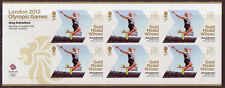 GREAT BRITAIN LONDON 2012 Greg Rutherford, Long Jump miniatura foglio UM OLIMPIADI