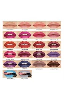 Avon Mark Epic Lipstick Be Loud  Imperfect Box
