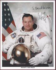 Michael E. Lopez-Alegria, NASA Astronaut, Signed Photo, COA, UACC RD 036