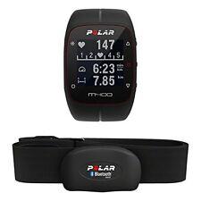 Polar M400 GPS-Laufuhr schwarz neu_