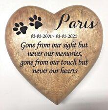 PET CASKET PET URN PET MEMORIES BOX HEART SHAPE Pet Ashes Casket