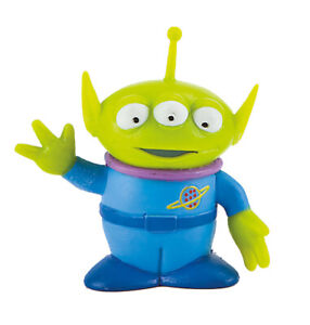 Bullyland Disney Toy Story Alien Figurine Cake Topper Collectable