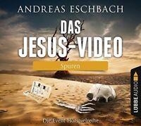 ANDREAS ESCHBACH - DAS JESUS-VIDEO: FOLGE 01 SPUREN  CD NEU