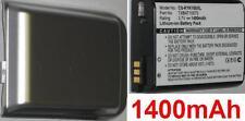 Case + Battery 1400mAh type TXBAT10099 TXBAT10073 For KYOCERA Xcursion KX160