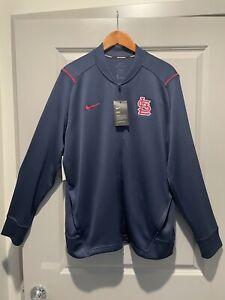 St. Louis Cardinals - Nike Dri-Fit Jacket - Brand New, NEVER Worn!!!