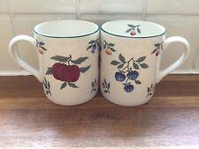More details for royal stafford - toscana - mugs x 2 - brand new