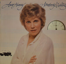 """ANNE MURRAY - SOMEBODY`S WAITING CAPITOL SOO 12064 12"""" LP ( R866 )"""