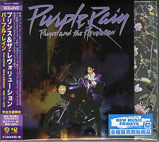 PRINCE & THE REVOLUTION-PURPLE RAIN DELUXE -EXPANDED EDITION-JAPAN 3 CD+DVD O23