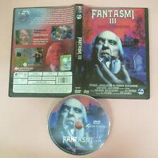 DVD película FANTASMAS III Lord of the dead 2008 STORMOVIE SM187 no vhs (D8)