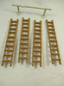 Playset Ladders and Hitching Post for Fort Apache