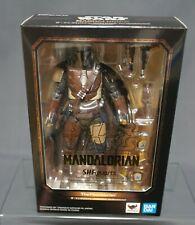 S.H.Figuarts The Mandalorian (STAR WARS: The Mandalorian) Bandai Japan NEW