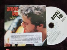 Amos Lee ‎– Colors Promo EMI AMOS 04 Blue Note 07243 872806 2 5 CD Single