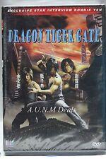 Dragon Tiger Gate exclusive star interview donnie yen ntsc import dvd