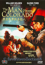 The Man from Colorado (1948) - Glenn Ford, William Holden - DVD NEW