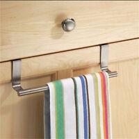Over Kitchen Cabinet Cupboard Draw Door Hand Towel Hook Hanger Holder UK