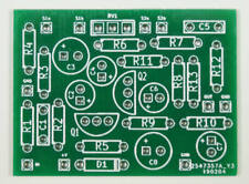 EP booster PCB  for DIY guitar effect pedal