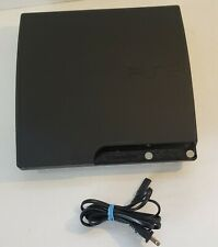 Sony PlayStation 3 Slim CECH-2501A 160GB READ!!!! Rough Condition But Works