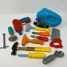 Kids PRETEND Play Tools ~ Assorted Lot including Power Saw & Drill
