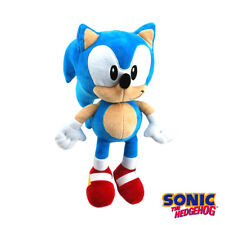 Sega SONIC THE HEDGEHOG Plush Soft Toy 30 cm / 11.81 inches Official New