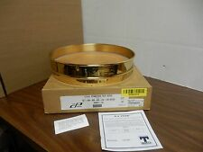 "COLE PARMER 12"" BRASS USA STANDARD TEST SIEVE NO.140 106UM/.0041"" 59991-18 NEW"