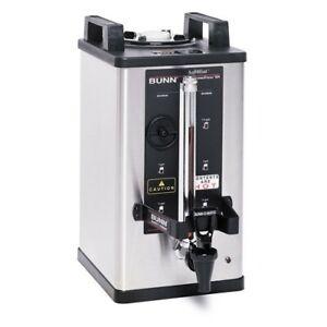 Bunn Soft Heat Server 1.5 Gallon / 5.7 LitrE Bunn 27850.0001 New! RRP£685+vat