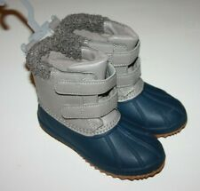 Old Navy Winter Boots Booties Toddlers Boys Size 11