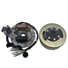 2 coil Magneto Stator Rotor for 110cc 125cc 140cc Engine Lifan YX Pit Dirt Bike