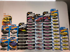 Hot Wheels Honda S2000 Fast & Furious Pink Black Silver White Yellow Lot Of 54.