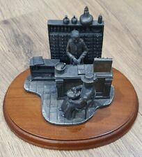 More details for beautiful rare vintage beecham advertising pewter  victorian chemist model vgc
