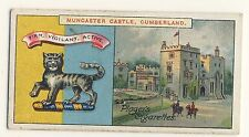 Players - Country Seats & Arms 3rd Ser c1910 - No 150 - Lord Muncaster