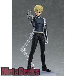 Good Smile Company Max Factory figma One Punch Man Genos Action Figure (new)