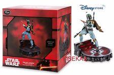 Disney Store Star Wars Boba Fett Figurine - Limited Edition #586 of 750 NEW