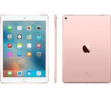 "Apple iPad Pro 9.7"" 128GB 12MP 5MP WiFi & Cellular 4G LTE Rose Gold"