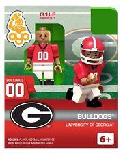 Georgia Bulldogs #00 Collector Series Oyo Minifigure New Free Shipping