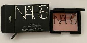 NARS  -   Orgasm Blush  -  0.12 oz / 3.5 g  - Travel Size -  NEW IN BOX