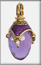 Collares y colgantes de joyería con gemas de plata de ley amatista de belleza