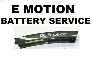 Easy Motion E Motion Neo Cross City Race Jumper Electric Bike Battery Service