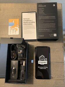 Samsung Galaxy S9 64gb Unlocked AT&T Verizon T-Mobile Sprint New Black