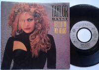 "Taylor Dayne / Tell It To My Heart 7"" Vinyl Single 1987"